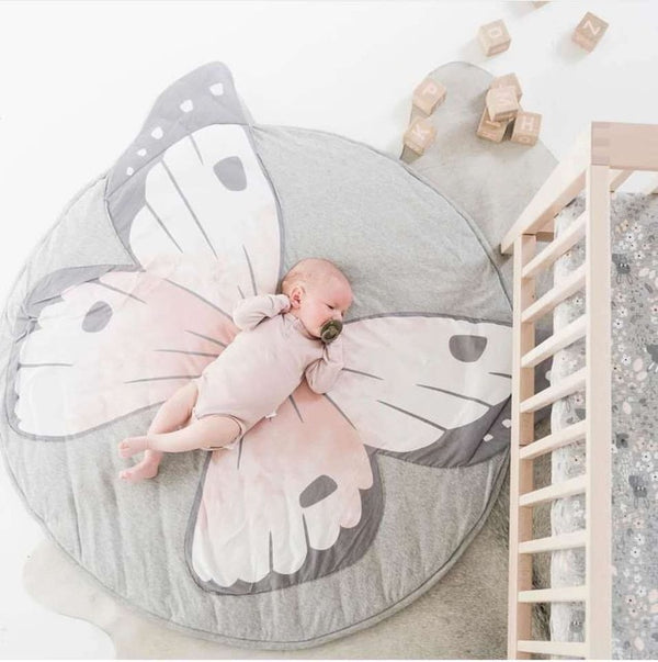 The Butterfly Play Mat - lottie-and-lane