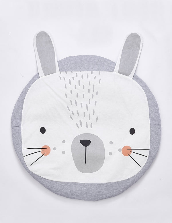 The Gray Bunny Play Mat - lottie-and-lane