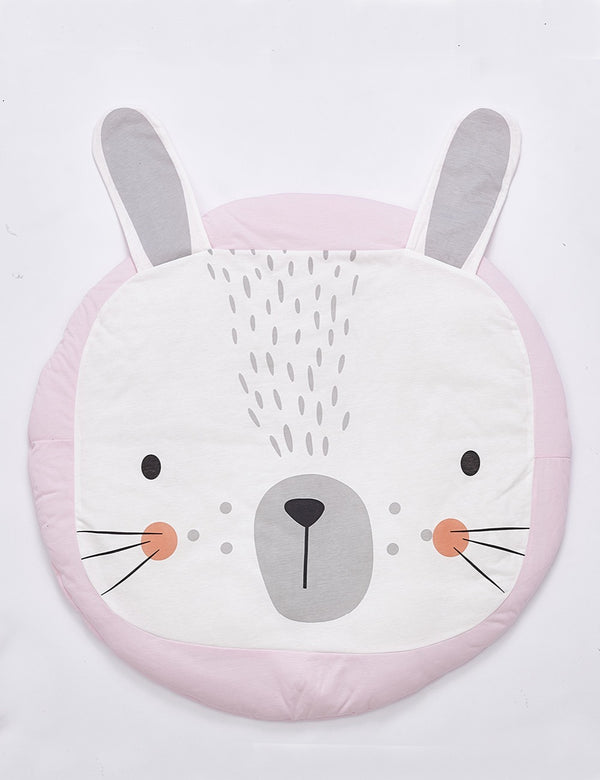 The Pink Bunny Play Mat - lottie-and-lane