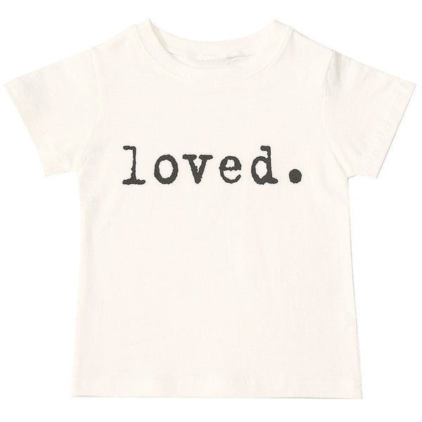 Loved T-Shirt - lottie-and-lane