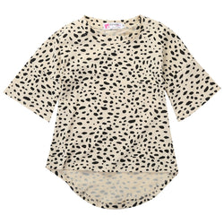 Toddler Girl Leopard Print