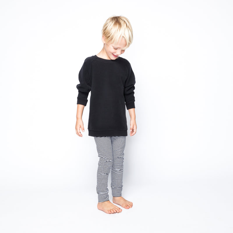 MINGO mingokids Long Sleeve Black