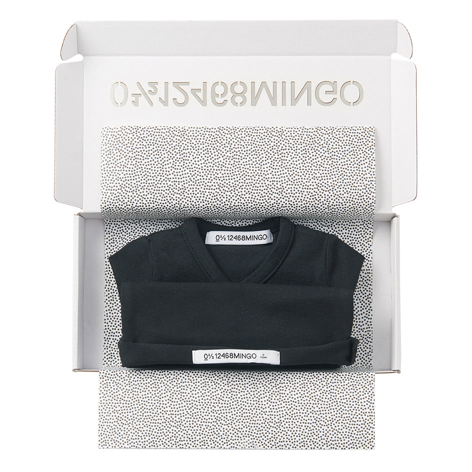 MINGO mingokids Newborn Set Black