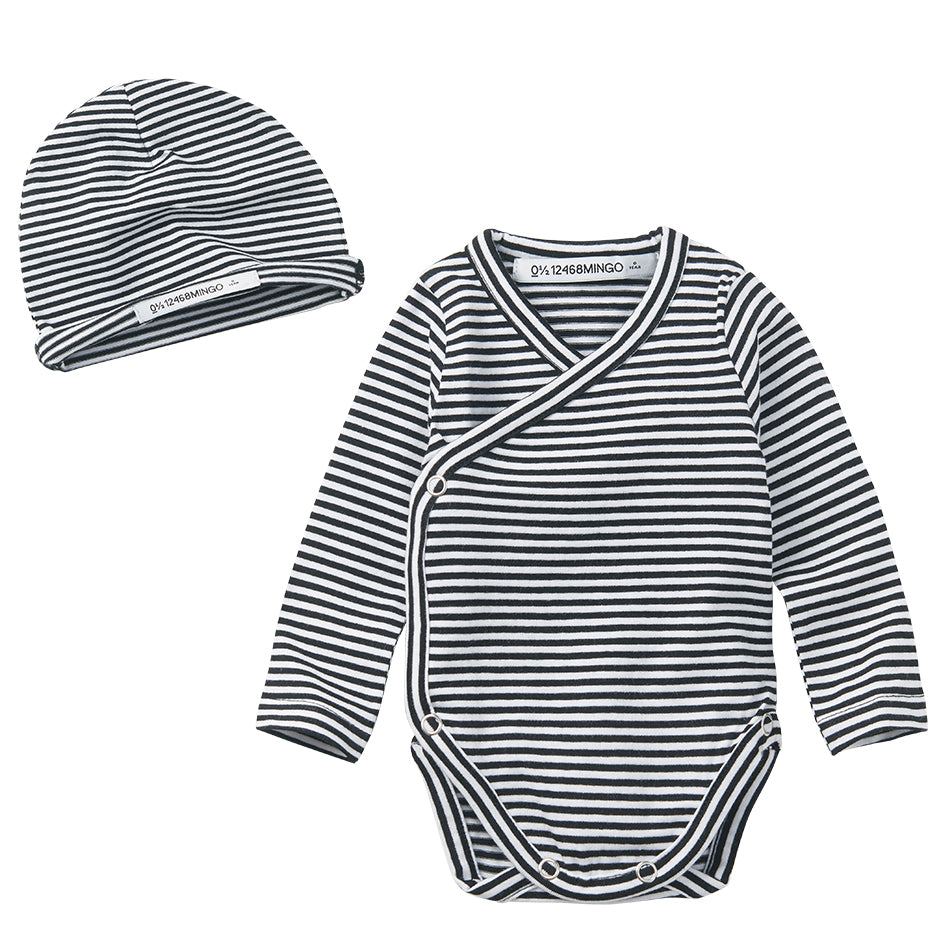 MINGO mingokids Newborn Set Stripes