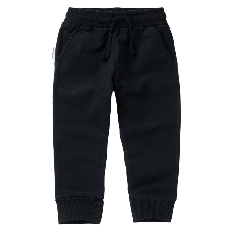 MINGO mingokids Slim Fit Jogger Black