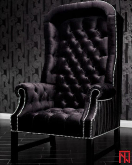 Dungeon furniture | Master's chair | House of Dasein