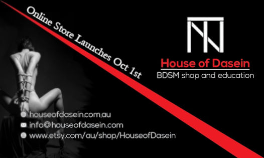 House of Dasein Opens october 1st