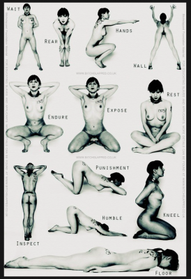 Submissive positions