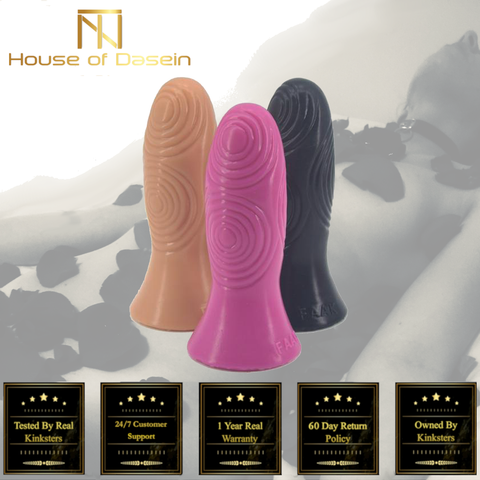 Silicone Huge Butt Plug Dildo Big Anal Dong Suction Cup Anal Fetish BP102-Oversized/Huge Anal Toys-BDSM Shop - House of Dasein Kink Toys and Apparel