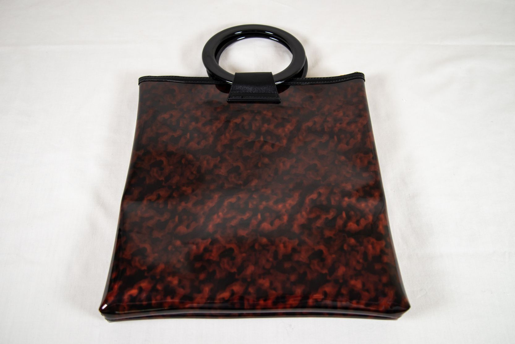 Lola Leopard Look Bag