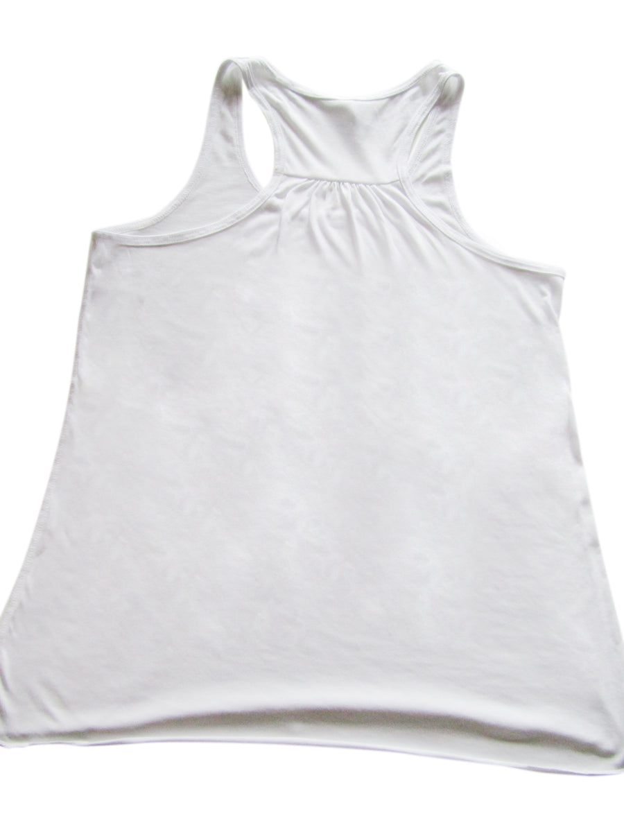 Just Breathe Flowy Tank Top