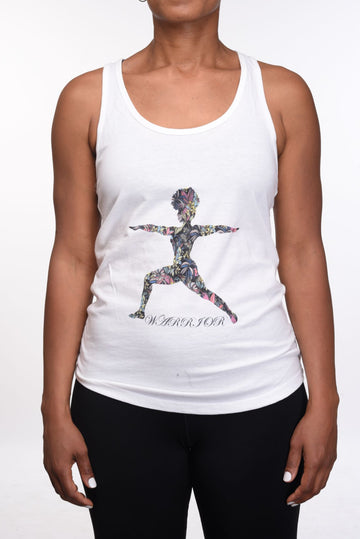 Warrior Series (original) Racerback Tank Top