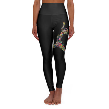 Warrior Series High-Waisted Yoga Leggings