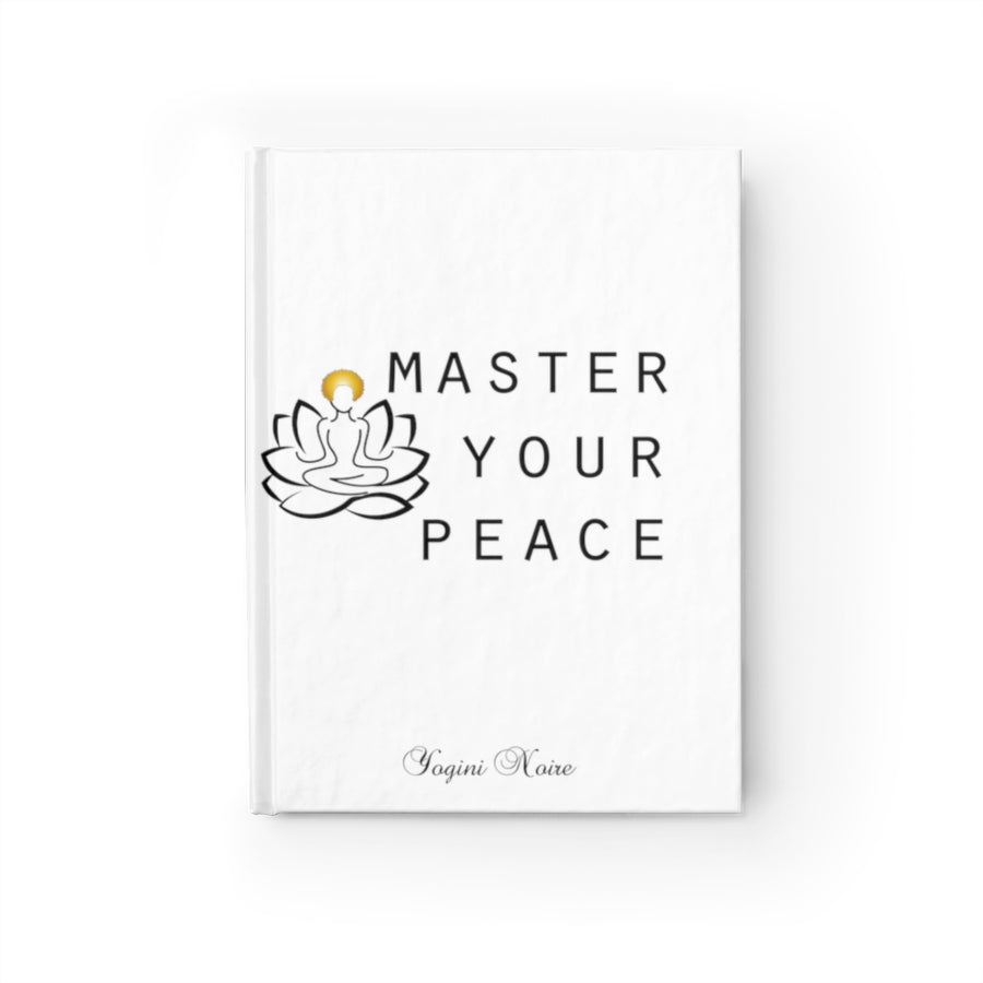 Master Your Peace Journal - Ruled Line