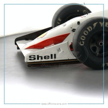 Load image into Gallery viewer, Footwork Formula One A11C Porsche V12 - 1991 - Rare Front Flap Left
