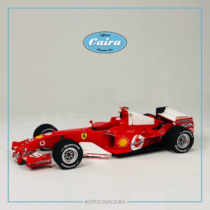 Ferrari F1 F2005 1/5th Scale - 2005 - by SPORTS Models - Michael Schumacher - Formula One