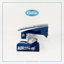 Load image into Gallery viewer, Wiliams FW23 Formula One - 2001 - Nose Cone & Front Wing - F1 - Montoya - Schumacher