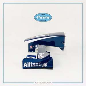 Wiliams FW23 Formula One - 2001 - Nose Cone & Front Wing - F1 - Montoya - Schumacher