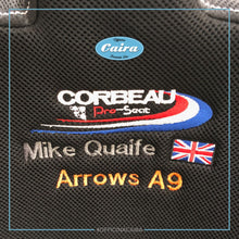 Load image into Gallery viewer, Arrows A9 Formula One - 1986 - Corbeau Seat - F1