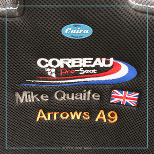 Arrows A9 Formula One - 1986 - Corbeau Seat - F1