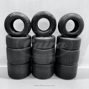Avon Formula One Tires - Set of 4 - USED - F1