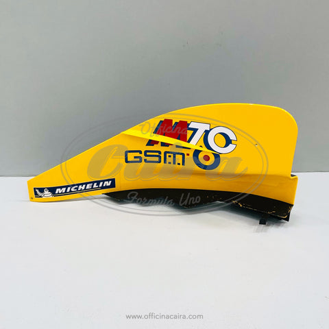 Sauber C24 Formula One - 2005 - Carbon Barge Board Right - Villeneuve - Massa - F1