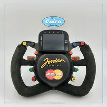 Load image into Gallery viewer, Jordan 198 Formula One - 1998 - Original Steering Wheel - F1