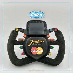 Jordan 198 Formula One - 1998 - Original Steering Wheel - F1
