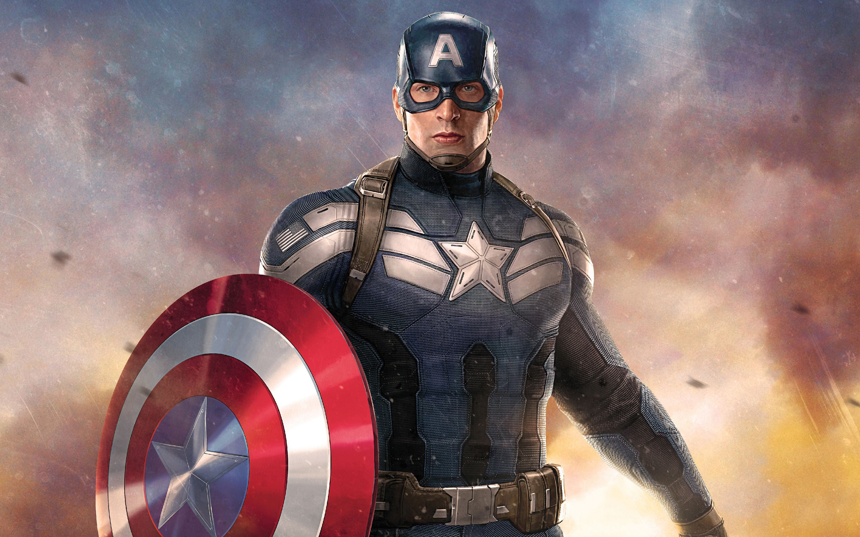 Captain America Cosplay Costumes Big Size Idea——xxcosplay