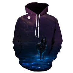 Wolf Printed Women 3d Hoodies Brand Sweatshirts Girl Boy Jackets Pullover Fashion Tracksuits Animal Streetwear Lovers Sweatshirt