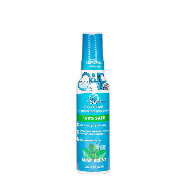 Oap Deep Clean Gel
