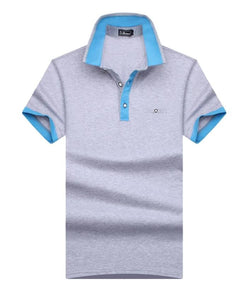 Short Sleeve Brand Fashion Polo