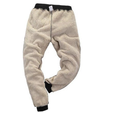 Load image into Gallery viewer, Extra Warm & Thick Fleece Winter Joggers