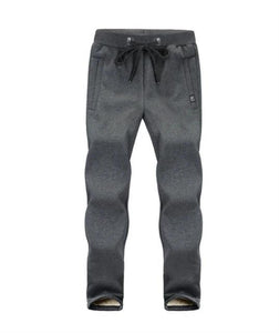 Extra Warm & Thick Fleece Winter Joggers