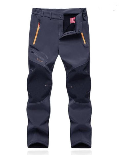 Thick Outdoor Waterproof Winter Pants