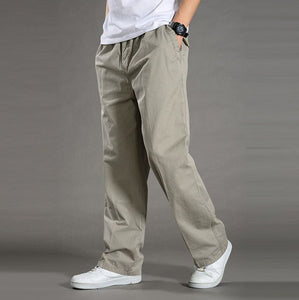 Men Relaxed Groovy Pants