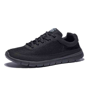 all black shoes for big and tall guys