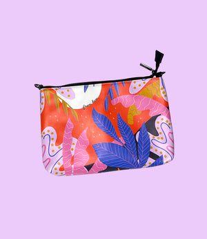 Red Jungle Daily Crossbody Bag