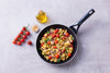 Gusto Black Diamond Wok 28 cm - Tous feux sauf induction
