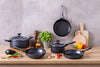 Origin+ Wok 28 cm - tous feux dont induction