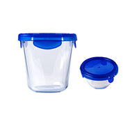 Lot d'une Lunch Box en verre et son mini bol en verre - Cook & Go