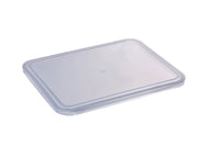 Cook & Freeze Couvercle rectangulaire en plastique blanc