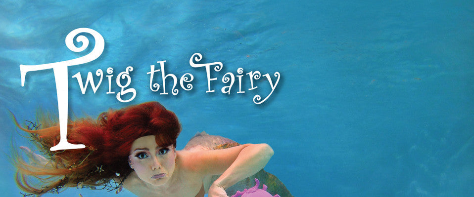 Twig the Fairy and the Mermaid Misadventure