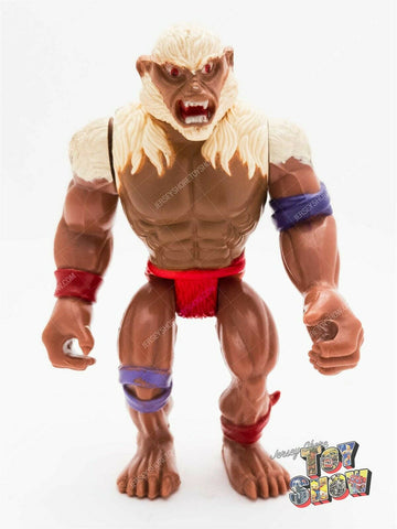 Vintage 1985 LJN Thundercats Series 1 Monkian action figure