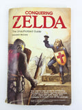 Compute Books Conquering Zelda The Unauthorized Guide Nintendo NES Legend of