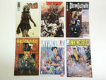 2014 / 2015 Image & Valiant comics lot 11 issues 68 Homefront Birthright Outcast