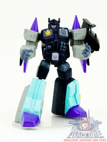 2001 Takara Japanese Transformers SCF PVC Act 5 Overlord figure