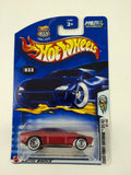 2003 Mattel Hot Wheels #033 First Editions 21/42 GT-03 mint on card MOC