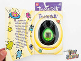 Vintage 1996 1997 Bandai Tamagotchi Japanese ed. NEW MINT SEALED MISB - Green