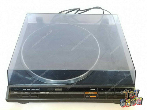 Vintage ONKYO CP-1046F Direct Drive Fully Automatic Turntable stereo - Japan